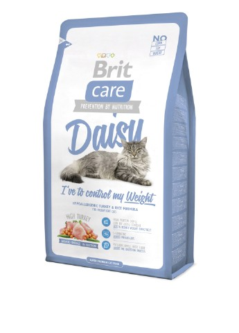 Корм для котов Brit Care Cat Daisy I have to control my Weight, 2 кг Brit